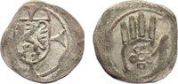Heller nach fränkischem Vorbild n nach 1451 Sachsen-Altenburg, Stadt  s... 60,00 EUR  zzgl. 3,50 EUR Versand