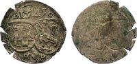 Einseitiger 3 Heller Pfennig 1545 Henneberg, Grafschaft Wilhelm VI. 148... 25,00 EUR  zzgl. 3,50 EUR Versand