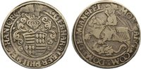 Taler 1542 Mansfeld-hinterortische Linie zu Schraplau Gebhard VII., Alb... 245,00 EUR  zzgl. 3,50 EUR Versand