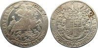 Taler 1624  HI Mansfeld-vorderortische Linie zu Artern Volrat VI., Wolf... 125,00 EUR  zzgl. 3,50 EUR Versand