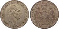 Ausbeutetaler 1854 Sachsen-Albertinische Linie Friedrich August II. 183... 145,00 EUR  +  4,50 EUR shipping