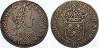 1/2 Écu à la mèche longue 165 1658  E Frankreich Ludwig XIV. 1643-1715.... 195,00 EUR  zzgl. 3,50 EUR Versand