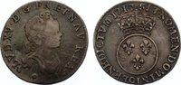 1/10 Écu Vertugadin 1 1717 Frankreich Ludwig XV. 1715-1774. selten, fas... 145,00 EUR  zzgl. 3,50 EUR Versand
