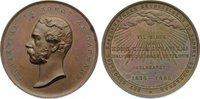 Bronzemedaille 1886 Dänemark Christian IX. 1863-1906. kl. Fleck, fast S... 175,00 EUR  zzgl. 3,50 EUR Versand