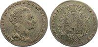 Taler = 6 Zloty 1794 Polen Stanislaus August 1764-1795. leicht justiert... 235,00 EUR  zzgl. 3,50 EUR Versand