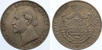 Taler 1862  B Sachsen-Coburg-Gotha Ernst II. 1844-1893. sehr schön  130,00 EUR  zzgl. 3,50 EUR Versand