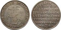 Ausbeute 1/3 Taler 1717 Stolberg-Stolberg Christoph Friedrich und Jost ... 385,00 EUR kostenloser Versand