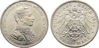 3 Mark 1914  A Preußen Wilhelm II. 1888-1918. kl. Randfehler, kl. Kratz... 18,00 EUR  zzgl. 3,50 EUR Versand