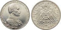 3 Mark 1913  A Preußen Wilhelm II. 1888-1918. kl. Kratzer, vorzüglich -... 20,00 EUR  zzgl. 3,50 EUR Versand