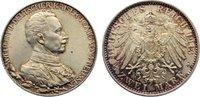 2 Mark 1913  A Preußen Wilhelm II. 1888-1918. vorzüglich-Stempelglanz  18,00 EUR  zzgl. 3,50 EUR Versand