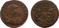 Cu Schilling 1751 Sachsen-Albertinische Linie Friedrich August II. 1733... 75,00 EUR  zzgl. 3,50 EUR Versand