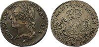 1/5 Écu de Béarn 17 1774  BB Frankreich Ludwig XV. 1715-1774. selten, s... 195,00 EUR  zzgl. 3,50 EUR Versand