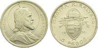 5 Pengö 1 1938 Ungarn Königreich 1920-1946. min. Randfehler, kl. Kratze... 20,00 EUR  zzgl. 3,50 EUR Versand