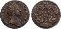 Cu Kreuzer 1761  P Haus Habsburg Maria Theresia 1740-1780. sehr schön  20,00 EUR  zzgl. 3,50 EUR Versand