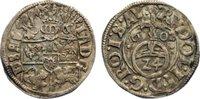 1/24 Taler 1602 Schleswig-Holstein-Gottorp Johann Adolf 1590-1616. sehr... 30,00 EUR  zzgl. 3,50 EUR Versand