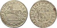 1/12 Taler 1695 Braunschweig-Wolfenbüttel Rudolf August und Anton Ulric... 45,00 EUR  zzgl. 3,50 EUR Versand