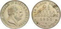2 1/2 Silbergroschen 1855  A Brandenburg-Preußen Friedrich Wilhelm IV. ... 30,00 EUR  zzgl. 3,50 EUR Versand