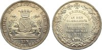 Siegestaler 1871  B Bremen, Stadt  kl. Randfehler, fast vorzüglich  125,00 EUR  zzgl. 3,50 EUR Versand