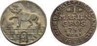 Mariengroschen 1746 Anhalt-Bernburg Victor Friedrich 1721-1765. fast vo... 110,00 EUR  zzgl. 3,50 EUR Versand