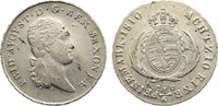 1/6 Taler 1810 Sachsen-Albertinische Linie Friedrich August I. 1806-182... 35,00 EUR  zzgl. 3,50 EUR Versand