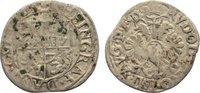 3 Kreuzer 1606-1617 Salm-Dhaun Vormundschaftliche Regierung 1606-1617. ... 75,00 EUR  zzgl. 3,50 EUR Versand