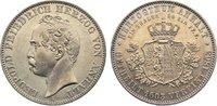 Taler 1863  A Anhalt-Dessau Leopold Friedrich 1817-1871. min. Randfehle... 135,00 EUR  zzgl. 3,50 EUR Versand