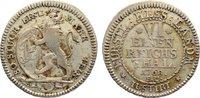 1/6 Taler 1768  FU Hessen-Kassel Friedrich II. 1760-1785. sehr schön  30,00 EUR  zzgl. 3,50 EUR Versand