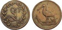 Schnepfenheller  Solms-Laubach Schnepfenheller. Anfang 19. Jahrhundert.... 35,00 EUR  zzgl. 3,50 EUR Versand