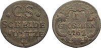 Groschen 1762 Sachsen-Albertinische Linie Friedrich August II. 1733-176... 30,00 EUR  zzgl. 3,50 EUR Versand