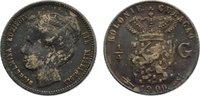 1/4 Gulden 1900 Niederlande-Curacao Wilhelmina 1890-1948. dunkle Patina... 25,00 EUR  zzgl. 3,50 EUR Versand