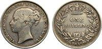 Shilling 1839 Großbritannien Victoria 1837-1901. fast sehr schön  40,00 EUR  zzgl. 3,50 EUR Versand