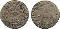 1/24 Taler 1672  IB Stolberg-Wernigerode Heinrich Ernst 1645-1672. selt... 90,00 EUR  zzgl. 3,50 EUR Versand