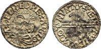 Penny, Huntingdon. Long cross type (997- 1003 Großbritannien Aethelred ... 425,00 EUR kostenloser Versand
