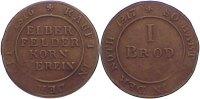 1817 Elberfeld, Stadt  Prägeschwäche, sehr schön  20,00 EUR  zzgl. 3,50 EUR Versand