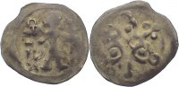 Brandenburg-Preuen Pfennig,  Bayerisches Haus bis 1373.