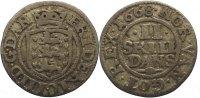 2 Skilling 1668 Dänemark Frederik III. 1648-1670. fast sehr schön  50,00 EUR  zzgl. 3,50 EUR Versand