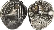 Quinar 1. Jhd.v.Chr. Gallien Lingones / Typus Kaletedou fast ss  60,00 EUR  zzgl. 5,00 EUR Versand
