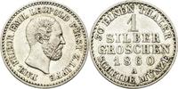 Silbergroschen 1860 A Lippe-Detmold Paul Friedrich Emil Leopold 1851-18... 20,00 EUR  zzgl. 5,00 EUR Versand