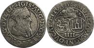 Viergröscher 1568 Polen Sigismund August  / Viergröscher / 1568 für Lit... 45,00 EUR  zzgl. 5,00 EUR Versand