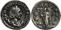 Antoninian 249-251 Römisches Weltreich Herennia Etruscilla / Pudicitia ... 70,00 EUR  zzgl. 5,00 EUR Versand