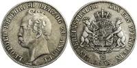 Vereinstaler 1858 Anhalt-Dessau Leopold Friedrich (1817-1871) Vereinsta... 95,00 EUR  zzgl. 5,00 EUR Versand