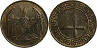 "4 Pfennig 1932 Deutschland - Weimar ""Brünningtaler"" ss  5,00 EUR  plus 7,00 EUR verzending"