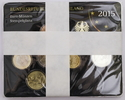 2015 Deutschland - Bundesrepublik KMS - ADFGJ st  80,00 EUR  zzgl. 5,00 EUR Versand