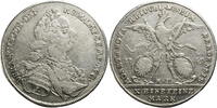 Konventionstaler 1759 Nürnberg, Freie Reichsstadt Nürnberg, freie Reich... 160,00 EUR kostenloser Versand