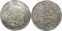Reichstaler 1615 Sachsen-Coburg-Eisenach, Herzogtum Johann Casimir und ... 490,00 EUR kostenloser Versand