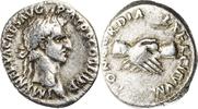 Denar 97 n.Chr. Römisches Weltreich Nerva / belorbeerter Kopf / Dextrar... 70,00 EUR  zzgl. 5,00 EUR Versand