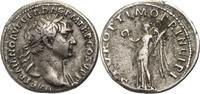 Denar 103-111 n.Chr. Römisches Weltreich Traianus / belorbeerte, drapie... 40,00 EUR  zzgl. 5,00 EUR Versand