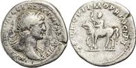 Denar 112-114 n.Chr. Römisches Weltreich Traianus / belorbeerte, drapie... 80,00 EUR  zzgl. 5,00 EUR Versand