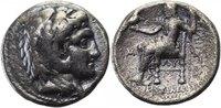 Makedonien Tetradrachme 323-317 v. Chr. sehr schön Philipp III Archidoios 104,50 EUR kostenloser Versand