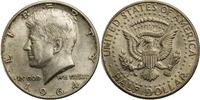 1/2 Dollar 1964 USA Kennedy ss+  8,00 EUR  plus 7,00 EUR verzending